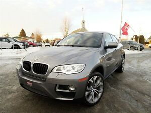 2014 BMW X6 xDrive35i + M PACKAGE + CUIR ROUGE + LOOK!!!