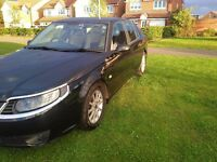 2008 08 SAAB 95 2.0T LINEAR FULL SAAB HISTORY GREAT CONDITION RE-MAPPED (SWAP PX P/X PART EXCHANGE)