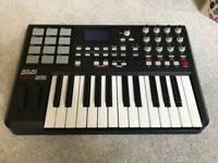 AKAI MPK25 Professional usb midi performance keyboard
