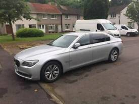 BMW 730Ld (7 series) part exchange considered
