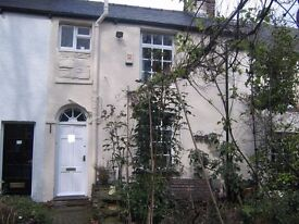 To Let Charming 18 century Cottage in a conservation area close to desired local ammenities