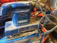Draper panel sander