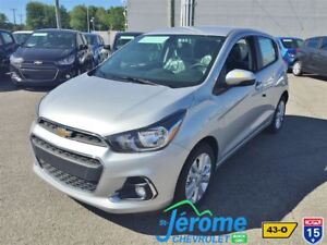 2017 Chevrolet Spark LT AUTOMATIQUE A/C *GROUPE TECHNOLOGIE*
