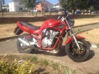 Red bandit 600 mk1