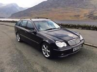 Mercedes C320 CDi estate Sport edition V6 7G auto