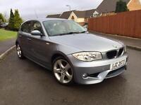 BMW 120d auto 93k