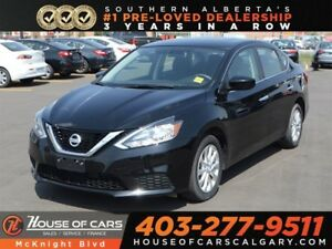 2017 Nissan Sentra 1.8 SV / Back Up Cam / Bluetooth