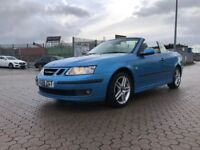 2006│Saab 9-3 2.0 T Cerulean Vector 2dr│1 Year MOT │2 Former Keepers│2 Keys│Cruise Control
