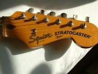 Fender Japan Vintage JV Squier '57 Stratocaster electric guitar - Japan - early '80s