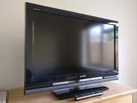 """Sony 32"""" 720p TV"""