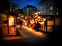 Staff Wanted for German Bratwurst Stall on Oxford Christmas Market