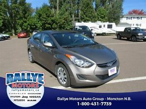 2012 Hyundai Elantra GL! Heated! Power Options! Trade-In! Save!