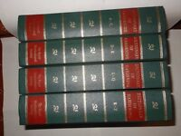 Folio Society books set The Royal Horticultural Dictionary of Gardening 1999