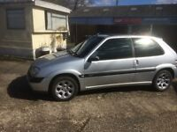 For sale ,ideal runabout , CITROEN SAXO
