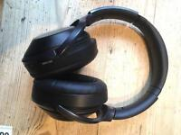 Sony MDR-1000x Noise Canceling Headphones