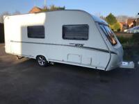 Abbey 416 GTS 4 berth Caravan (2007)