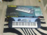 yamaha electric keyboard psr 140