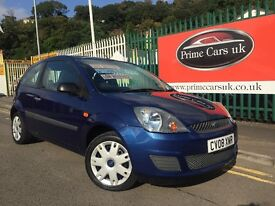 2008 08 Ford Fiesta 1.25 Style Climate 3 Door 5 Speed Manual Petrol