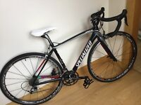 Specialized Amira full carbon ladies race bike, Shimano Ultegra 10sp group set, excellent condition