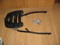 2000 - 2004 SUZUKI GSF 600 & 1200 RACK WITH GIVI PLATE