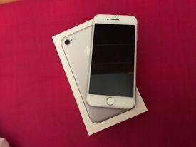 Silver iPhone 7 32GB-unlocked
