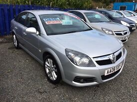 2008 VAUXHALL VECTRA SRI 1.9CDTI--AUTOMATIC--DIESEL--MOT AND HISTORY