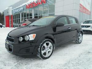 2014 Chevrolet Sonic LT AUTOMATIQUE AIR CLIMATISÉ HATCHBACK