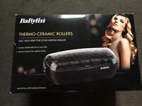 Babyliss Thermostat-Ceramic Rollers