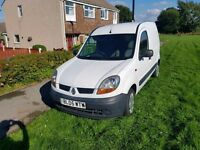 Renault KANGOO 1461cc DCI for sale, Runner, used daily, selling as spares or repairs