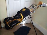 Left Hand Golf Club Set Master Bag Master clubs Extra U.S. Kids Clubs