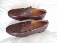 Sebago Teague Penny loafers New UK size 10