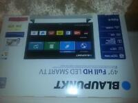 Blaupunkt 49 Full HD LED SMART TV
