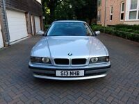 BMW 728 12M MOT FULL SERVICE HISTORY EXCEPTIONALLY CLEAN CAR