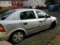 Spares and repairs astra 2002