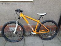 "Used VooDoo Aizan Mountain Bike 18"" Frame 29er Hardtail"