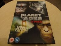 Planet of the Apes ( 2 Pack )