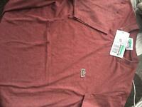 Lacoste and Polo T-Shirt