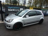 FORD FIESTA 2.0 ST 3dr (silver) 2008