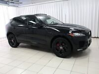 2019 Jaguar F-Pace S V6 SUPERCHARGED AWD w/ TECHNOLOGY PACKAGE &
