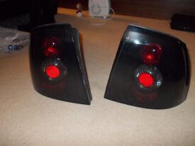 Mk4 Astra (G) Lexus rear lights