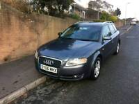 2006 Audi A4 Estate - 2.0L Automatic Turbo Diesel - Drives very smoothly and great condition!