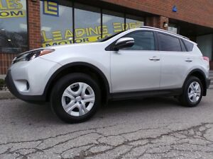 2015 Toyota RAV4 LE, BACK UP CAM, AWD, NO ACCIDENTS!!