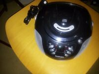 GOODMANS CD RADIO BOOMBOX IN FULL WORKING ORDER