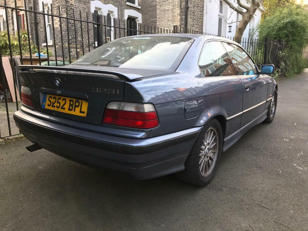 bmw 323i manual e36 coupe drift in archway london gumtree. Black Bedroom Furniture Sets. Home Design Ideas