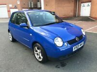 X REG (2000) VOLKSWAGEN LUPO 1.4 AUTO ONLY 79K MILE NICE DRIVE NOT AYGO POLO FOCUS CORSA GOLF FIESTA