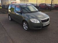 BARGAIN 2007 57 SKODA ROOMSTER 1.9 TDI MPV FULL SERVICE HISTORY LONG MOT 1 OWNER PX WELCOME £1300