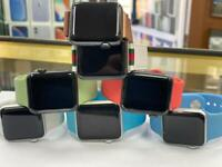 APPLE WATCH SERIES 1 SERIES 2 SERIES 3 SERIES 4 LIKE NEW CONDITION COME WITH CHARGER AND WARRANTY