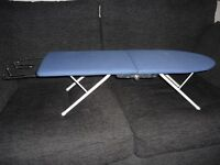 Ironing Board - table top ideal for Home or Caravan/Motorhome, used for sale  Devon