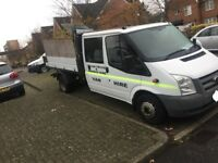 Ford transit tipper crewcab px swap cheap