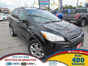 2013 Ford Escape SEL | LEATHER | SAT RADIO | BLUETOOTH